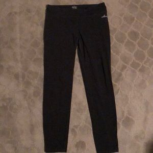 Dark grey workout leggings